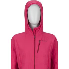 Marmot Alpha 60 Veste Femme, disco pink